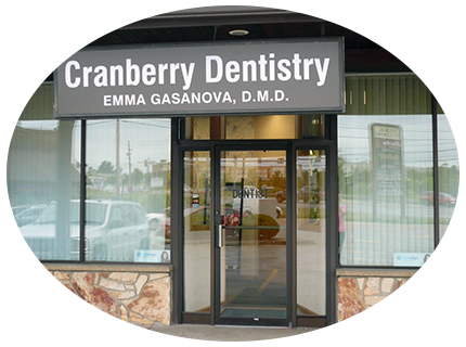 about cranberry dentistry smile