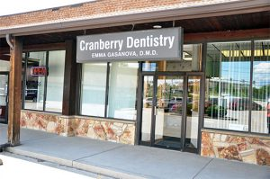 restorative dentist in cranberry township